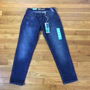 NWT old navy skinny boyfriend jeans 0